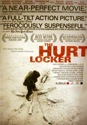 Hurt Locker Movie Poster Showest
